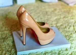 Базовые элементы в женском гардеробе туфли