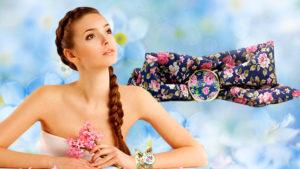 Посмотрите, как часы Geneva с тканевым ремешком смотрятся на руке, словно в жизни этих женщин наступила весна