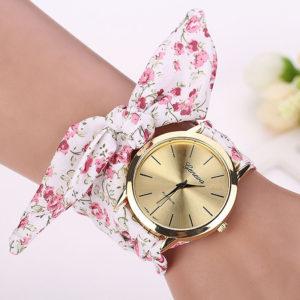 А вы успели купить себе часы на тканевом ремешке Geneva?