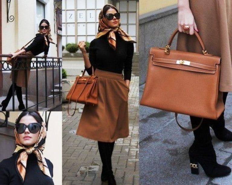 Модная сумка учителя