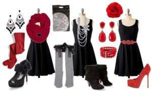 Грамотные аксессуары помогут одеться стильно и недорого