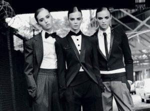 Как создать мужской стиль в женском гардеробе