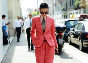 Гардероб в мужском стиле - это современно и женственно