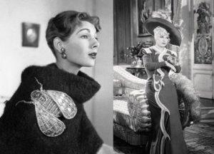 Экспрессивный ретро стиль 30-х годов от Эльзы Скиапарелли