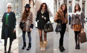 Уличная мода осенние тенденции