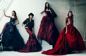 Одежда «женщины вамп»