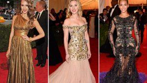 Платья в голливудском стиле