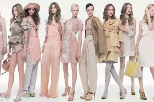 Мода на одежду nude - игра в имитацию, или как вещи телесного цвета играют с нашими ожиданиями!
