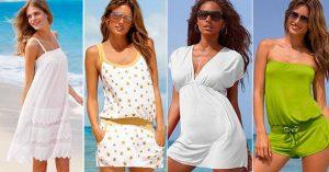 Какая нынче в моде одежда для пляжного отдыха?