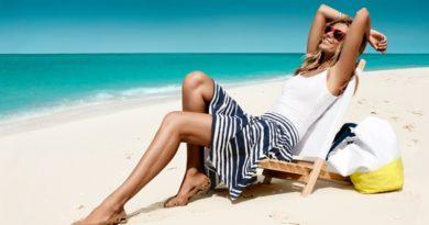Одежда для пляжного отдыха, какую одежду взять на морской курорт?