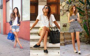 Для летнего отпуска в этом году скучные сандалии лучше заменить на эспадрильи