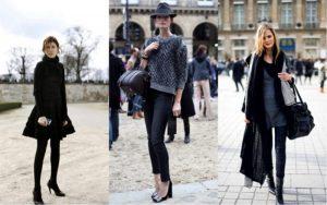 парижский стиль одежды сильно отличается от нашего