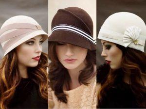 """Особенностью стиля Гетсби является шляпка """"клош"""""""
