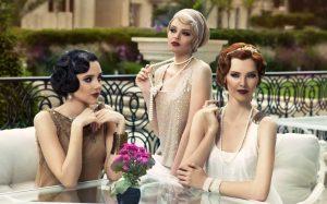 Мода 20-х годов прошлого века вновь вернулась, и женщины стремятся найти аксессуары в стиле Гетсби