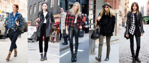 Стиль гранж в одежде позволит почувствовать себя свободной и стильной в любом возрасте