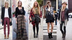 Гранж стиль в одежде – это полная свобода, максимальное удобство и независимость условностей