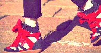Кеды на платформе - удобная, модная и недорогая обувь