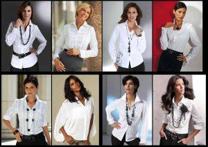 Правильно подобранные аксессуары могут разбавить строгий офисный образ женственностью и грациозностью