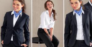 С чем сочетать блузки при создании образа в деловом стиле