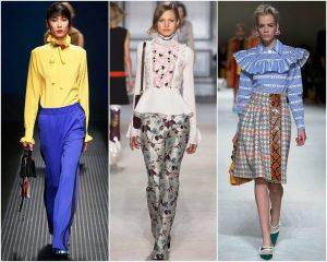 Присущие викторианскому стилю элементы в одежде женщин до сих пор на пике популярности