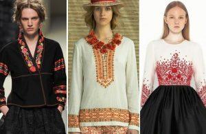 Блузки в стиле бохо популярны среди женщин разных стран