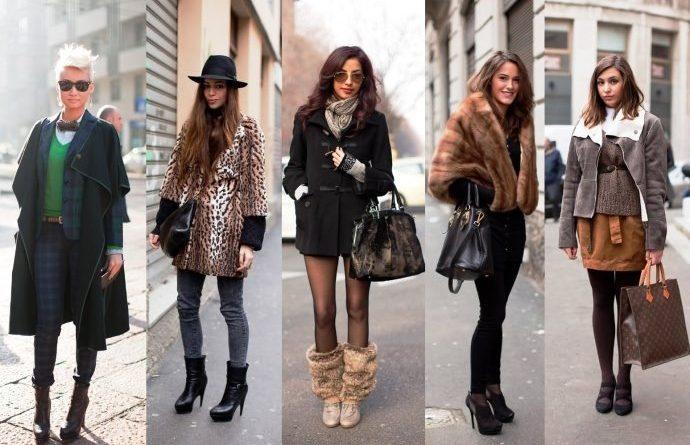 Городской стиль в одежде