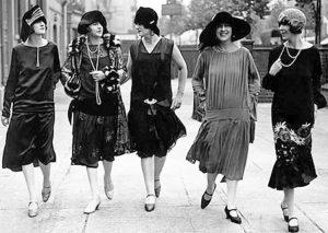 Мода 30 годов 20 века ретро стиль