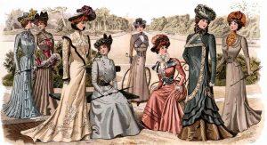 Запоминающиеся и неповторимые образы представляет нашему воображению викторианский стиль