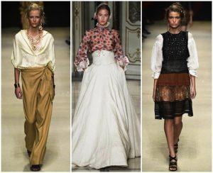 Чтобы затмить своим необычным нарядом и обворожительностью на празднике, рекомендуется воспользоваться викторианским стилем