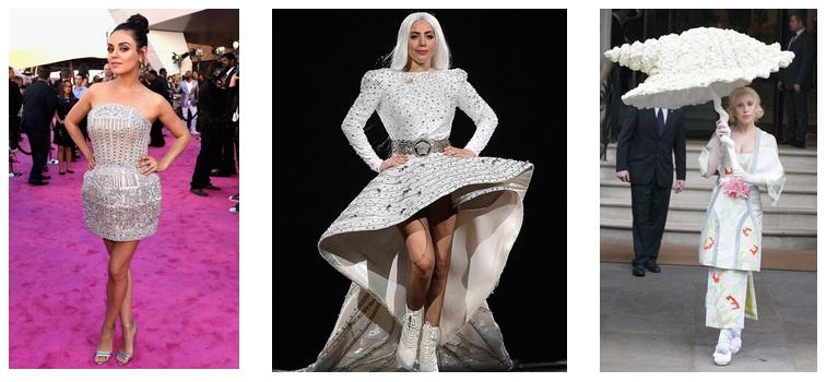 Одежда в авангардном стиле пользуется большим спросом, чем гламурная одежда дорогих брендов