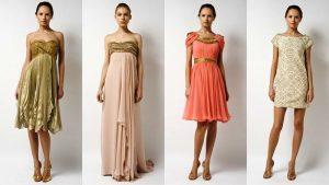 Египетский стиль в одежде стал популярен в последнее время в современной моде