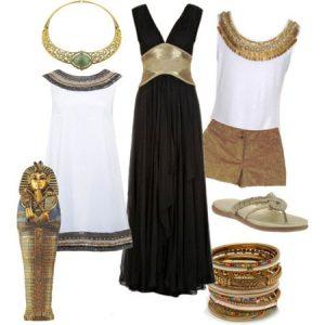 Все, что нужно для образа в египетском стиле