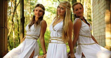 Греческий стиль в одежде