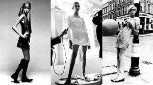 Английская топ-модель Лесли Хорнби - икона стиля 60-х