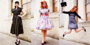 Самовыражение, эксклюзив, индивидуальность – это стоит того, чтобы стать поклонницей винтажного стиля одежды