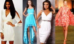 Женственный стиль в одежде это подчеркнутые силуэты женской фигуры, отражение романтичности и хрупкости