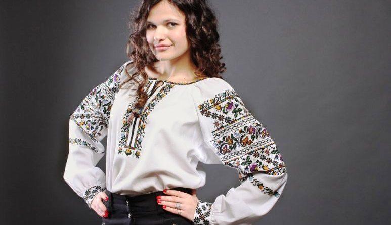 Блузы в этническом стиле