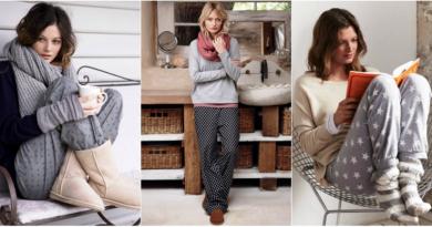 Домашний стиль одежды