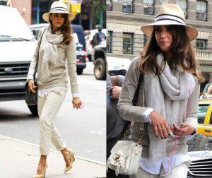 Уличный стиль Джессики Альбы кардинально отличается от нарядов для светских мероприятий