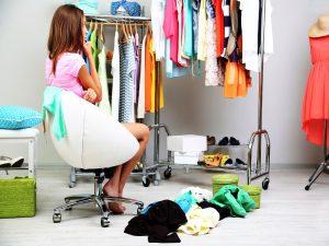 Вечная женская проблема - одежды много, а надеть нечего!