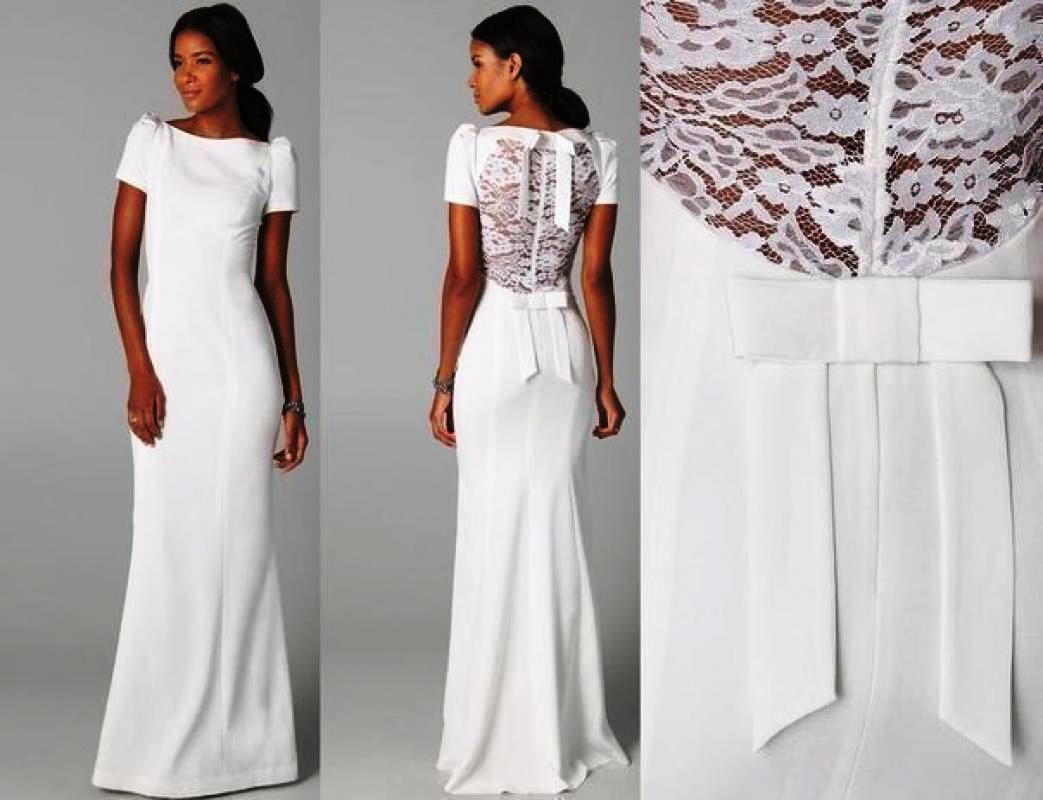 Вечернее Белое Платье Купить