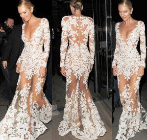Если вы не представляете себя в белом платье с кружевами на каком-то мероприятии – это не значит, что платье вам не идет, скорее всего, это мероприятие не соответствует вашему стилю, образу и красоте