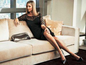 Стиль одежды Иванки Трамп очень мягкий, сдержанный и одновременно сексуальный