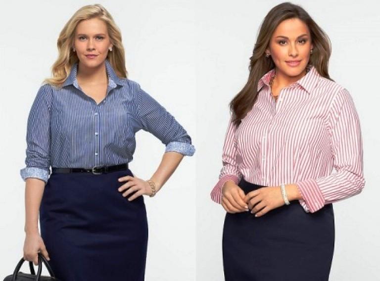 Блузки Для Полных Девушек С Доставкой