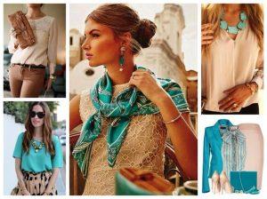 Грамотное сочетание коричневого цвета в одежде с другими цветами может создать массу неповторимых образов