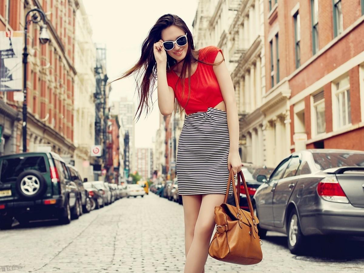 Как выглядят модные девушки