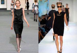 И сегодня маленькое черное платье пользуется невероятной популярностью