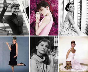 Романтичная Одри Хепберн - легенда мировой моды
