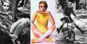 Невесомая Твигги перевернула традиционные представления о женственном стиле во всем мире