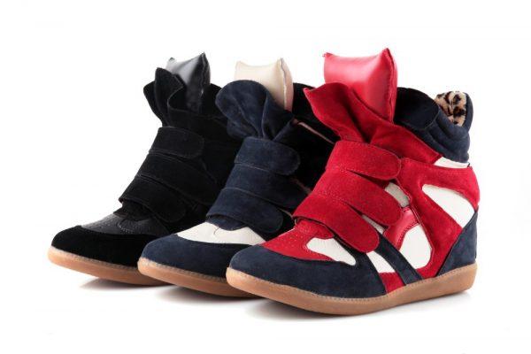 Кроссовки Изабель Марант – прекрасный способ выделиться из серой массы